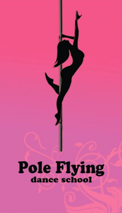 Pole Flying dance school - Фитнес