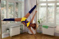 Тренер Доброханская Светлана Георгиевна - Киев, Stretching, Pole dance, Акробатика, Аэробика, Стрип пластика