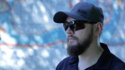 Тренер Константин Ульянов - Киев, Ножевой и палочный бой