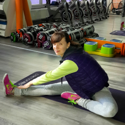 Тренер Калиниченко Евгения Александровна - Киев, Фитнес, Фитбол, Функциональный тренинг