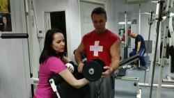Тренер Евгений Белов - Киев, Тренажерные залы