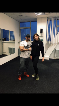 Тренер Марченко Елена Александровна - Киев, Тренажерные залы