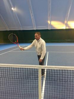 Тренер Прокопенко Андрей Анатольевич - Киев, Теннис
