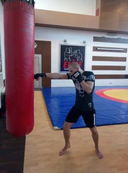 Тренер Анисимов Руслан Андреевич - Киев, MMA, Тренажерные залы, Рукопашный бой, Функциональный тренинг